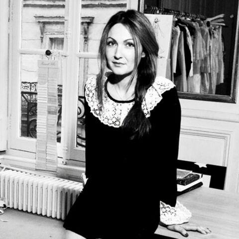 Delphine Manivet dit oui à La Redoute