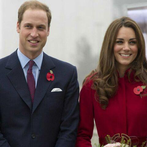 Kate Middleton et le Prince William: première visite à Paris depuis la mort de Diana