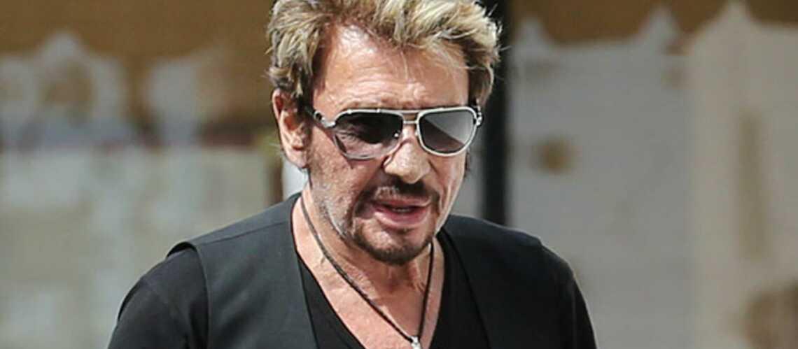 PHOTOS – Solide comme un rock, Johnny Hallyday sera sur scène en juin malgré son cancer