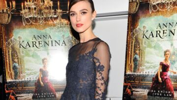 T'as le look… Keira Knightley!