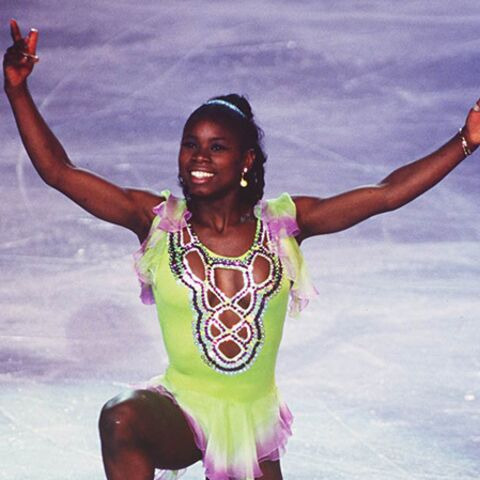 Photos- Surya Bonaly, sa carrière en images