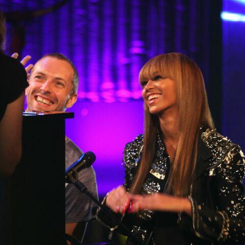 Écoutez le duo de Coldplay et Beyoncé
