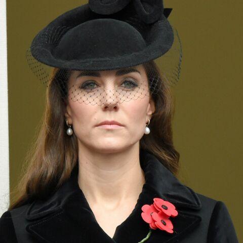 La princesse Kate aux premières loges pour le Remembrance Sunday