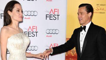 Brad Pitt et Angelina Jolie font-ils semblant de faire la paix?