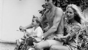 PHOTOS – Alain Delon fête ses 81 ans: retour sur ses plus belles histoire d'amour