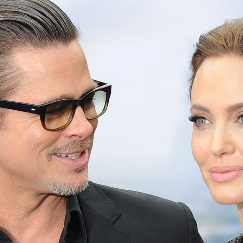 Angelina Jolie obtient la garde de ses six enfants