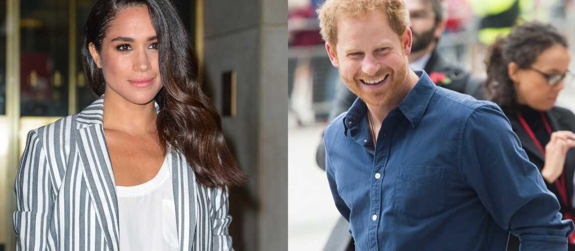 Les bookmakers parient sur le mariage du prince Harry et Meghan Markle cette année