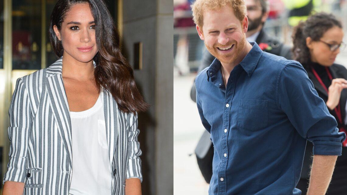 URGENT- Prince Harry et Meghan Markle: Kensington Palace confirme leur relation