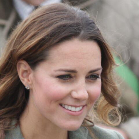 Kate Middleton dans de beaux draps