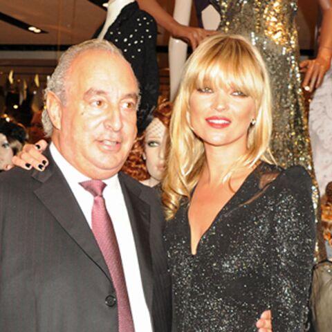 Kate Moss, une styliste au Top(shop)!