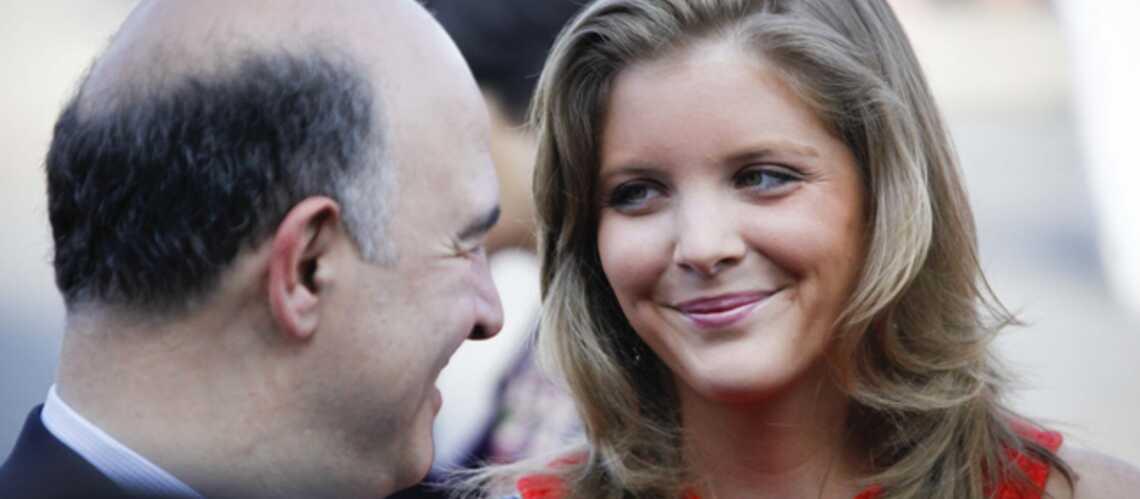 Photos- Marie-Charline Pacquot, la touche glamour de Pierre Moscovici