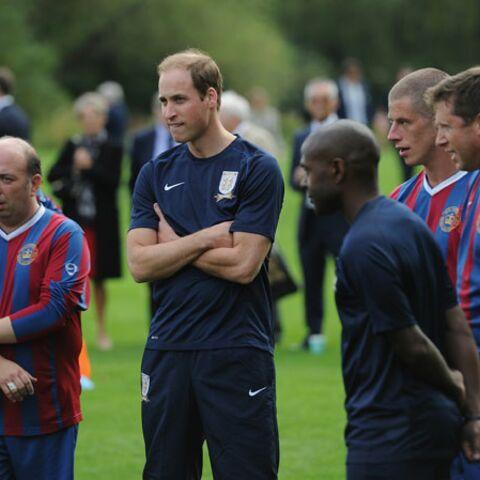 Le Prince William entre dans le débat sur la FIFA