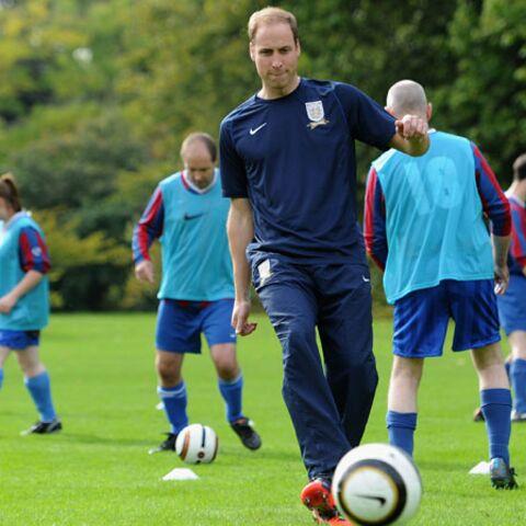 William: Le prince du football!