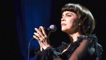 Mireille Mathieu fête ses 50 ans de carrière à l'Olympia