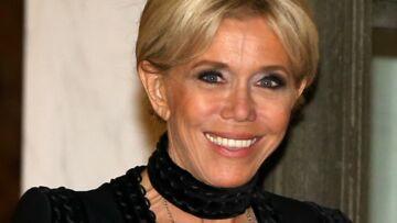 Le joli compliment d'une proche de Karl Lagerfeld sur les jambes de Brigitte Macron