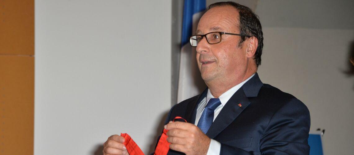François Hollande fait sensation à un mariage