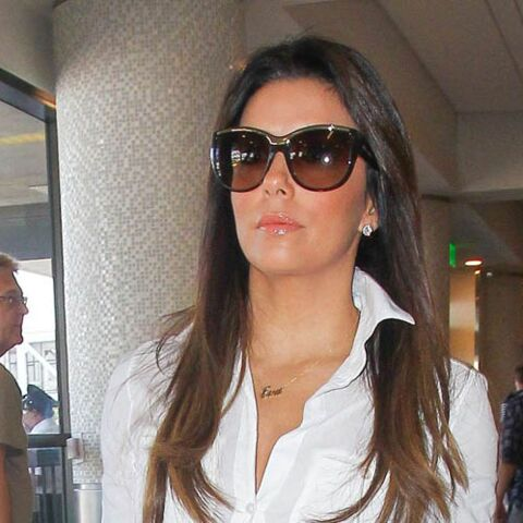 Shopping – Eva Longoria, Nicole Richie, Eva Mendes… Toutes en chemise blanche