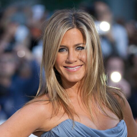 Jennifer Aniston admire le physique de Kim Kardashian