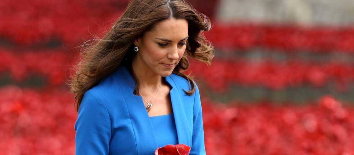 Princesse Kate, son mal de mère