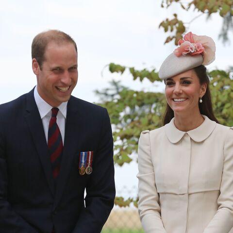 Kate et William attendent leur deuxième enfant