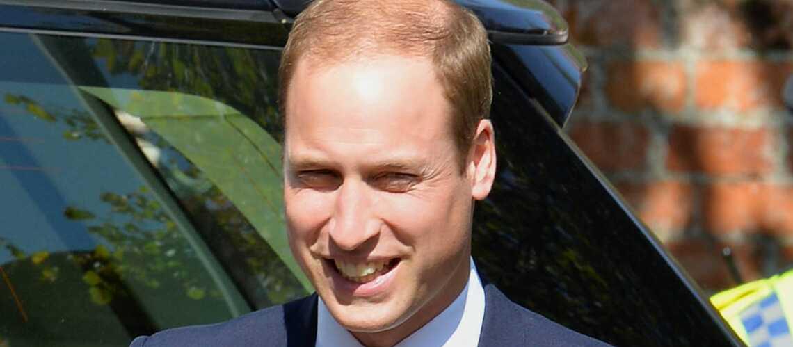 Prince William, un futur papa aux anges
