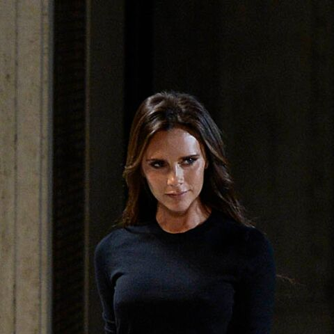 New York Fashion Week – Victoria Beckham, défilé en famille