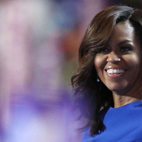 Michelle Obama se dit impatiente de quitter la Maison blanche