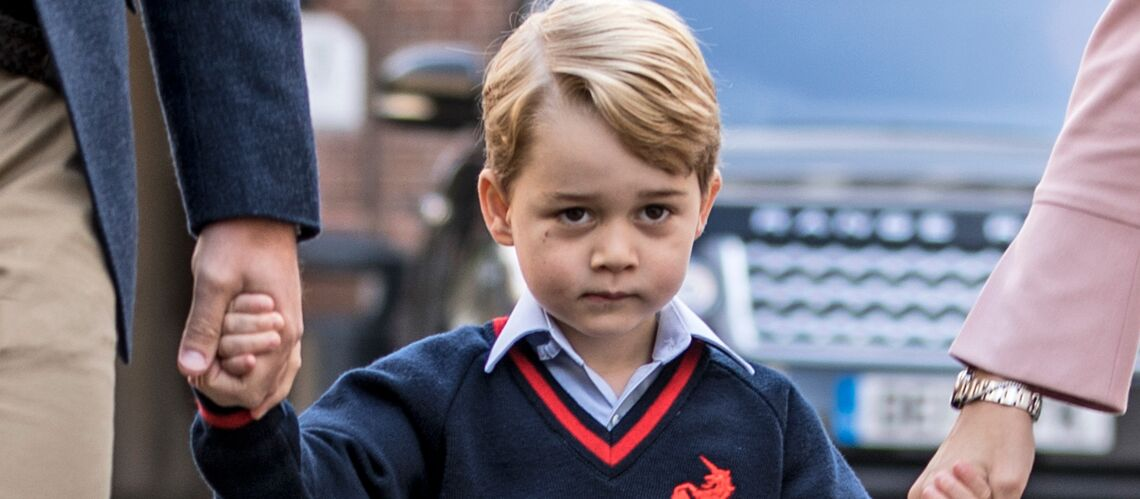 On connaît le surnom du prince George à l'école