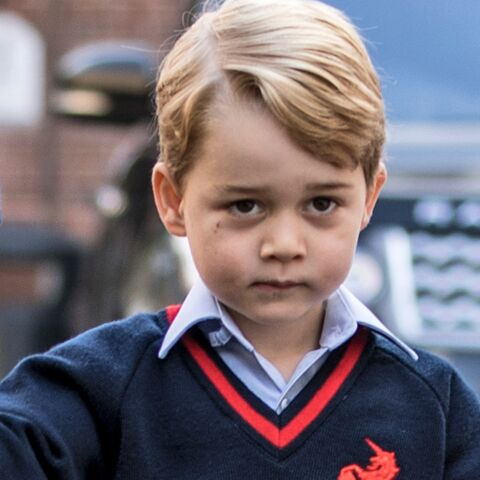 Le prince George menacé par l'état islamique