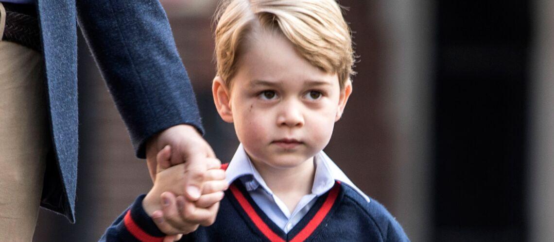 A l'école, le prince George ne sera pas tout seul, sa cousine a fait sa rentrée en même temps que lui