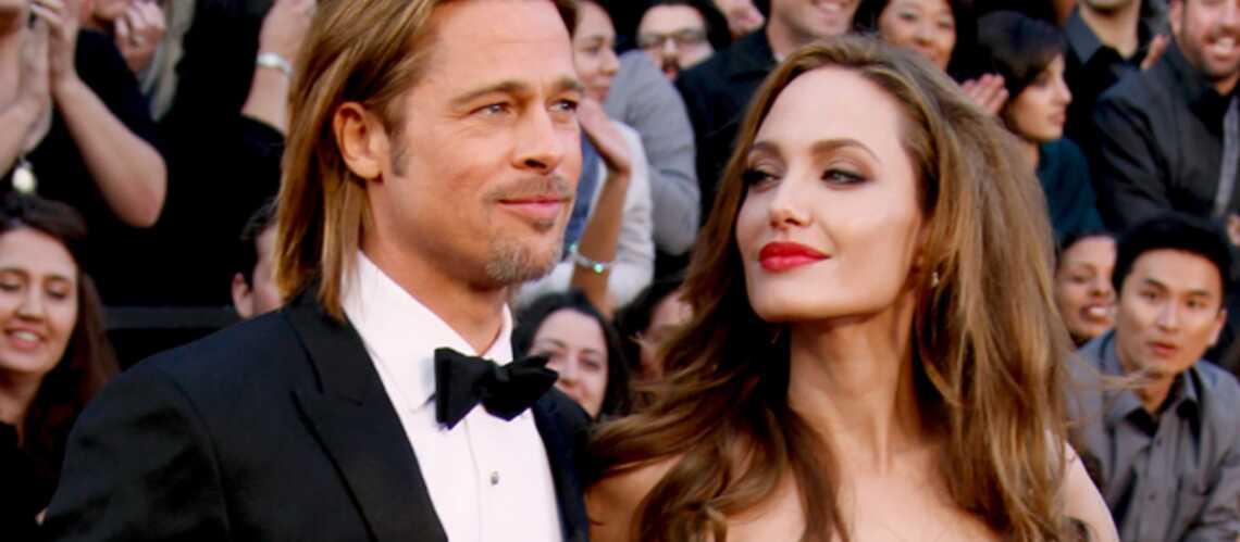 Angelina Jolie et Brad Pitt: mariage imminent