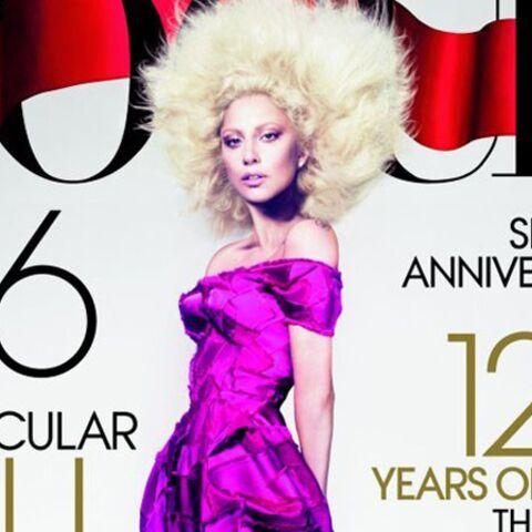 Lady Gaga fatale pour Vogue