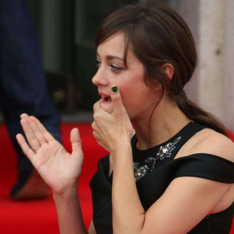 Marion Cotillard n'aime pas l'attitude des Français