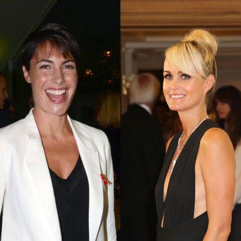 Alessandra Sublet et Laeticia Hallyday: enfin réconciliées!