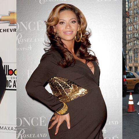 Mamans stars: avant, pendant et après bébé