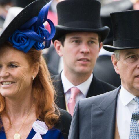 Le prince Andrew et son ex Sarah Ferguson réunis… vingt ans après leur divorce