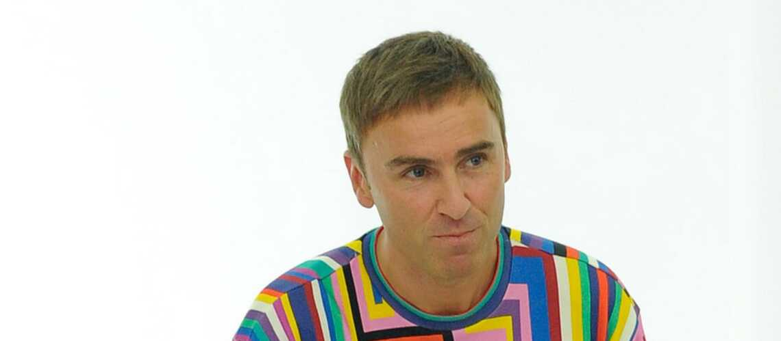 Raf Simons, nouveau directeur artistique de la maison Dior