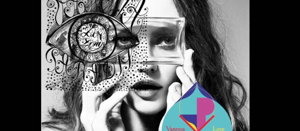 Vanessa Paradis dévoile la pochette de son album