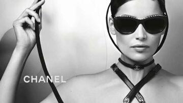 Vidéo – Les lunettes Chanel de Laetitia Casta