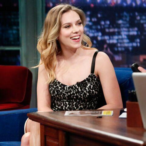 Scarlett Johansson n'est pas qu'un physique et le regrette parfois…