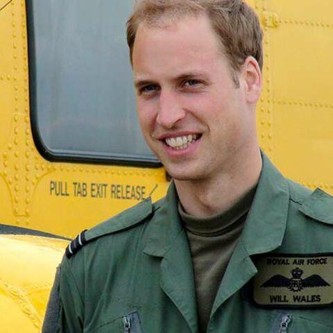 Le Prince William se confie à coeur ouvert