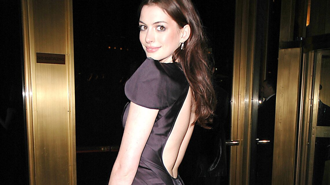 Vidéo –Anne Hathaway: Mademoiselle chante le rap