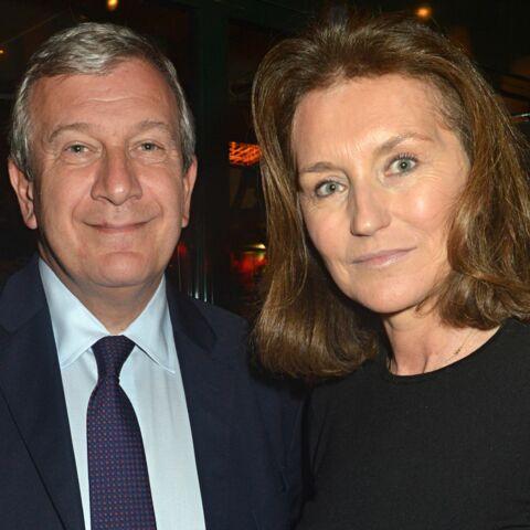 Gala By Night: Cécilia et Richard Attias un couple à la page!