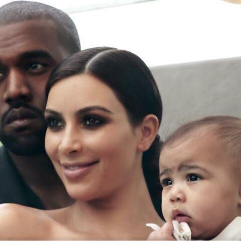 Kim Kardashian: «J'adore être mère»