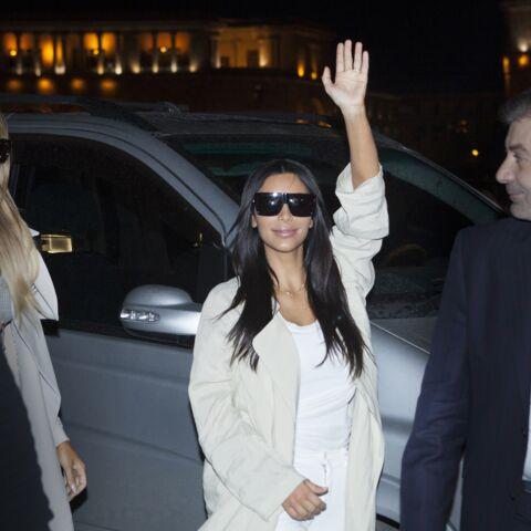 Kim Kardashian: son retour aux sources