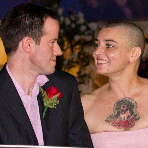Sinéad O'Connor s'est mariée à Las Vegas