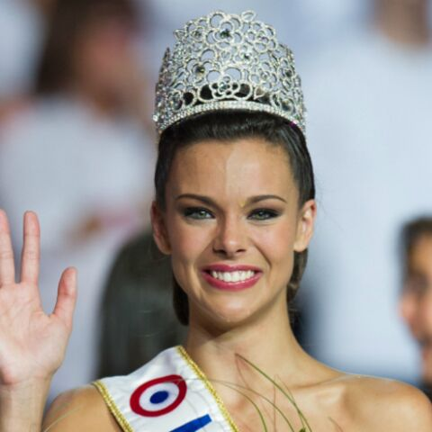 Marine Lorphelin élue Miss France 2013