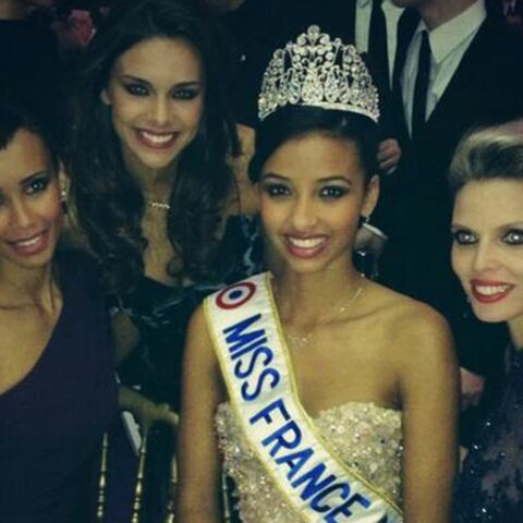 Les stars ont la parole 100% Miss: Flora Coquerel, Marine Lorphelin, Sylvie Tellier