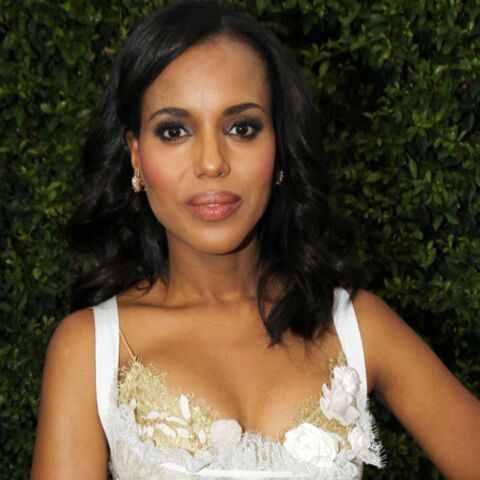 Kerry Washington enceinte, Scandal raccourci