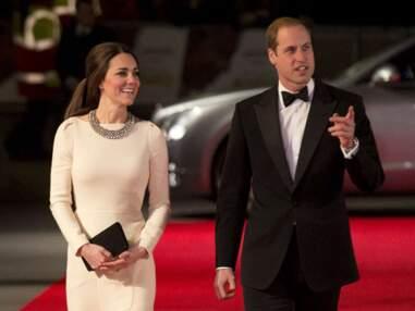 Photos - Kate Middleton et le prince William à l'avant-première de Mandela